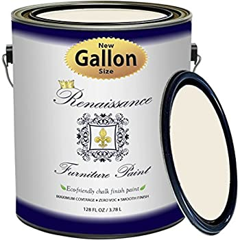 renaissance chalk finish paint 1 gallon furniture paint cabinet paint interior paint. Black Bedroom Furniture Sets. Home Design Ideas