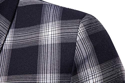 3色男性カジュアル格子スーツジャケットスーツ メンズ メンズ スリム ビジネススーツ セットアップ ビジネス 無地 礼服 オシャレ スーツ メンズ ビジネススーツスリム 就職スーツフォーマルスーツ 防シワオールシーズン対応