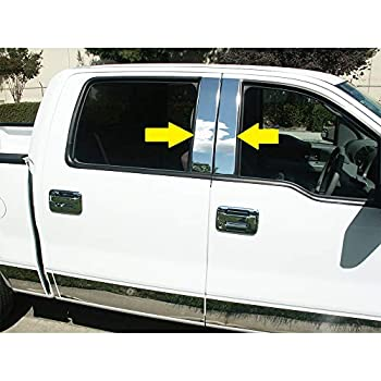 TFP 44705PPT Pillar Post Insert Accent for Ford F150