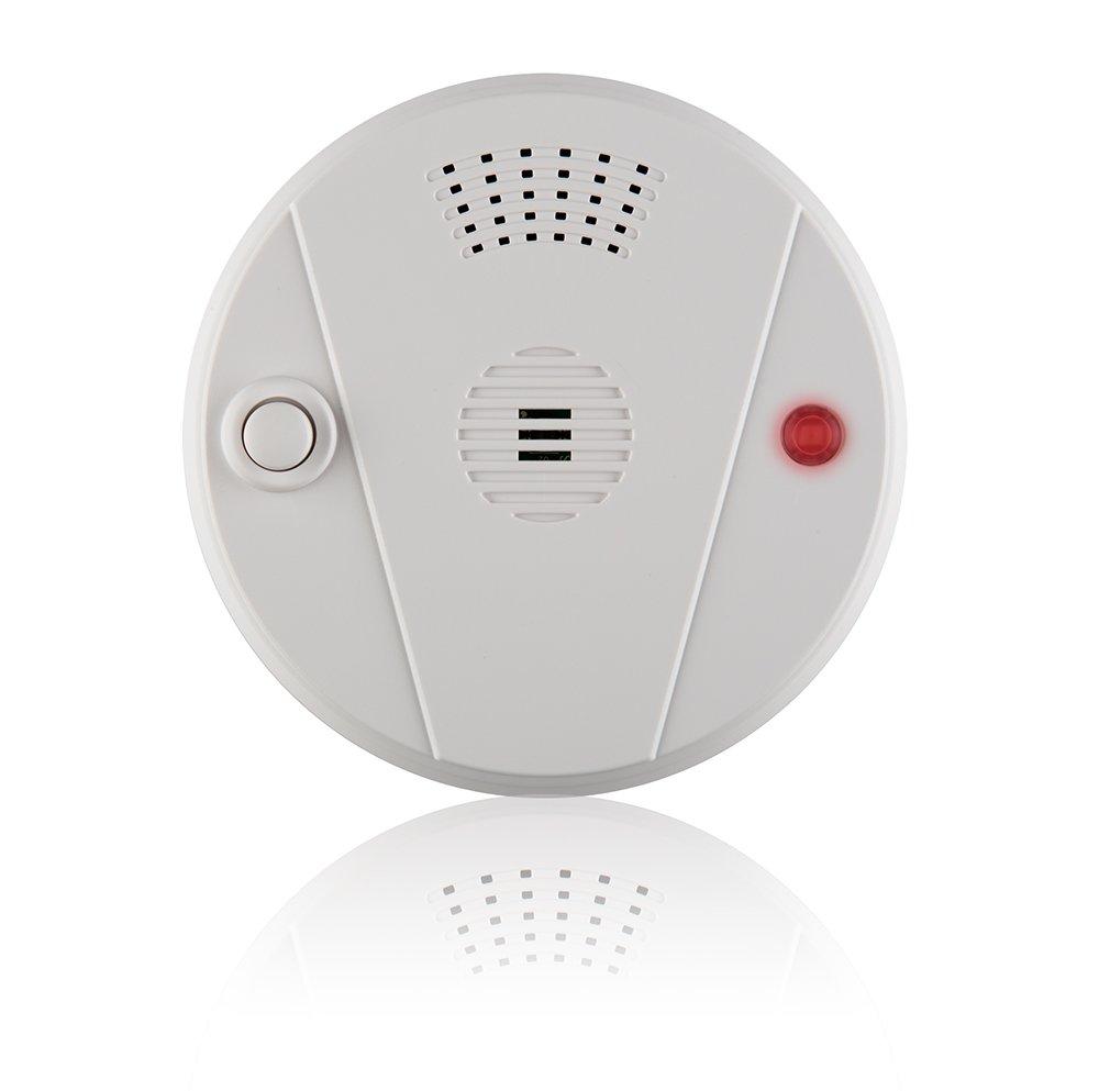 Blaupunkt Funk-Hitze-Detektor HD-S1 (Überwacht zuverlässig die Umgebungstemperatur und schützt vor Brand. Kompatibel mit den Blaupunkt Funk-Alarmanlagen.)