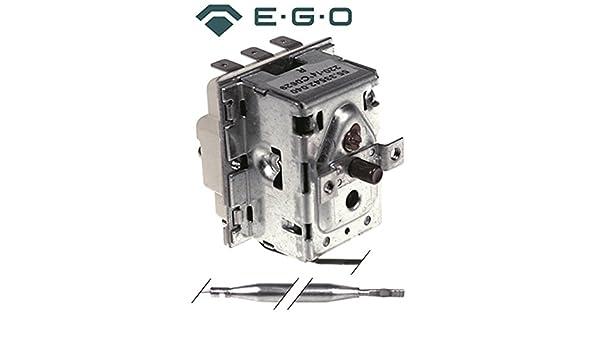 Seguridad Termostato EGO Tipo 55.33542.040 para fritura: Amazon.es: Grandes electrodomésticos