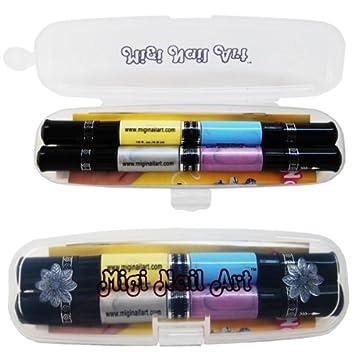Amazon Migi Nail Artist Pastels Nail Art Pen Kit New 2 Pack