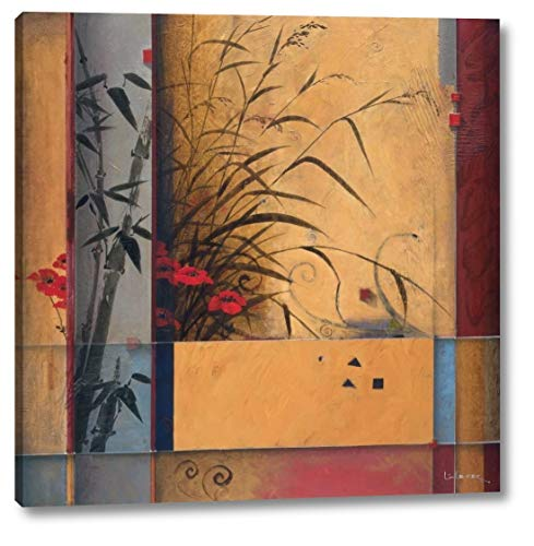 Don Bamboo Division Framed Art - Bamboo Division by Don Li-Leger - 38