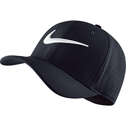 Nike Vapor Classic 99 SF Training Hat Black/White Size Medium/Large