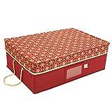 Santa's Bags [Christmas Ornament Storage Box with