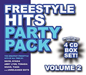 Freestyle Hits Party Pack Volume 2