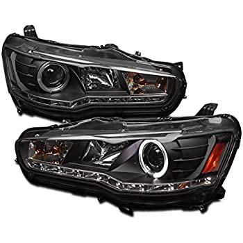 Amazon Com Vland For Mitsubishi Lancer Evo X Projector