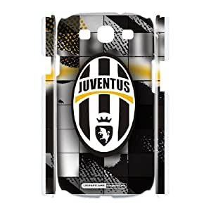 Lovely FC Juventus logo Phone Case For Samsung Galaxy S3 I9300 C56845
