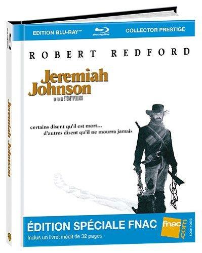 Jeremiah Johnson - Blu-Ray - Digibook - Edition Spéciale - Blu Ray