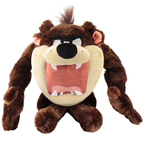 Animal AdventureLooney TunesTaz The Tasmanian Devil17 Collectible Plush