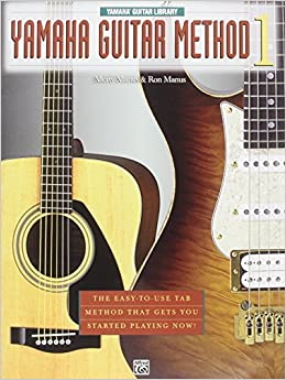 Yamaha Guitar Method, Bk 2: The Easy-To-Use Tab Method That Gets You Started Playing Now!, Book and CD (Yamaha Individual Instruction)