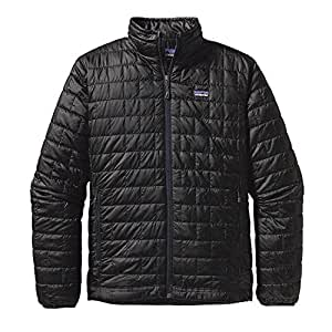 Patagonia Nano Puff Jacket - Men's Black Medium