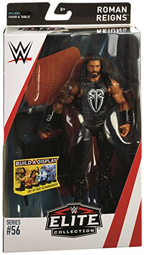 WWE Elite Collection Series # 56 Roman Reigns Action Figure by WWE