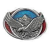 Huabola Native American Western Cowboy eagle belt buckle offers