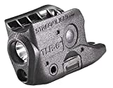 Streamlight 69270 TLR-6 Tactical Pistol Mount Flashlight 100 Lumen with Integrated Red Aiming Laser...