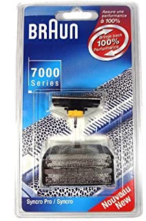 The Original Braun 7000 Series Syncro Pro / Syncro Replacement Combo (NOT 30B) (B000050FDX)   Amazon price tracker / tracking, Amazon price history charts, Amazon price watches, Amazon price drop alerts