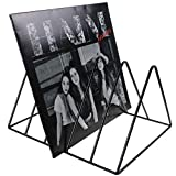 Vinyl Record Storage Holder Stand – Premium Vinyl