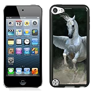 Beautiful And Unique Designed With Pegasus Horse Wings For iPod 5 Phone Case