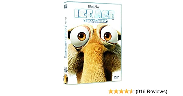 Amazon.com: Ice Age (La Edad De Hielo) (Import Movie) (European Format - Zone 2) (2012) Chris Wedge: Movies & TV