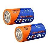 C LR14 Alkaline Batteries 14A U11 MN1400 1.5V For Flashlight