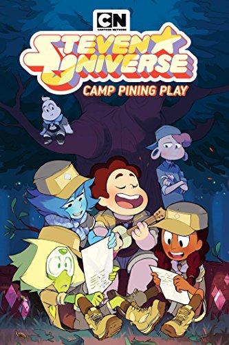 Steven Universe Original Graphic Novel: Camp Pining Play]()