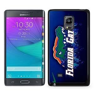florida gators Black Abstract Custom Design Samsung Galaxy Note Edge Protective Phone Case