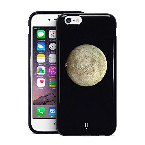 Call Candy 3d Imprimé Europa Planet Collection pour Apple iPhone 6s Plus/6Plus–Noir