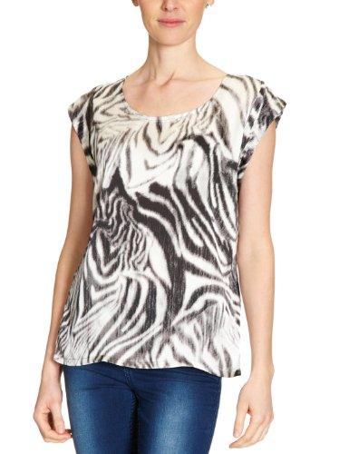 Vila - Camiseta sin mangas para mujer Blanco
