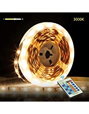 InnooLight 5m warmweiss LED Strip 300 LEDs Selbstklebend SMD 2835 LED Streifen