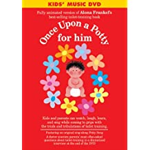 Once Upon a Potty for Him DVD