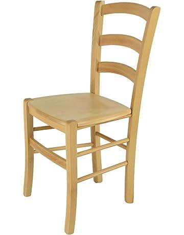 Tommychairs sillas de Design - Set 1 Silla Modelo Venice para Cocina, Comedor, Bar