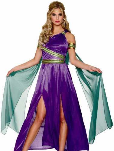 Franco American Novelties Womens Jewel Goddess Costume -Small