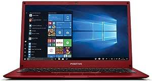 """Notebook Positivo Motion Red Q232B Intel® Atom® Windows 10 Home Flash Tela 14"""" - Vermelho Notebook Positivo Motion Red Q232B Intel® Atom® Windows 10 Home Flash Tela 14"""" - Vermelho"""