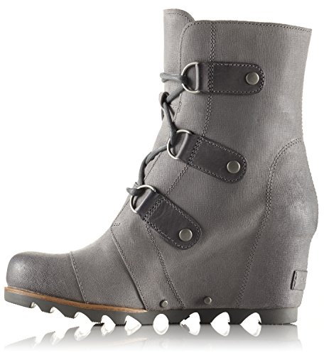 Sorel Mujer Joan Of Arctic Wedge Mid Light Gray