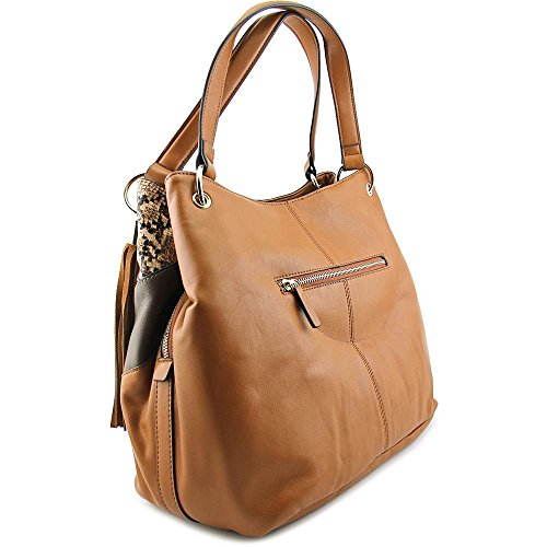 French Connection Cruz Tote Damen Braun