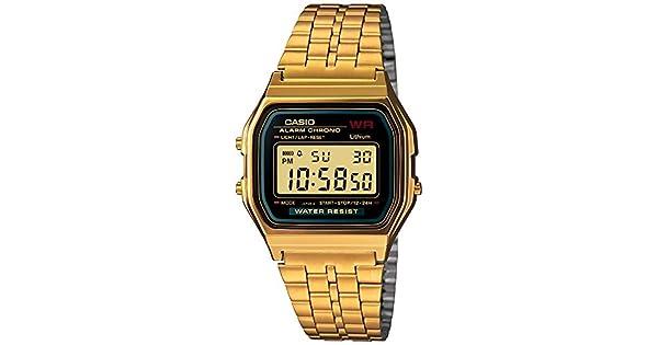 eb3bf39e030f Casio A159WGEA-1VT Reloj Digital