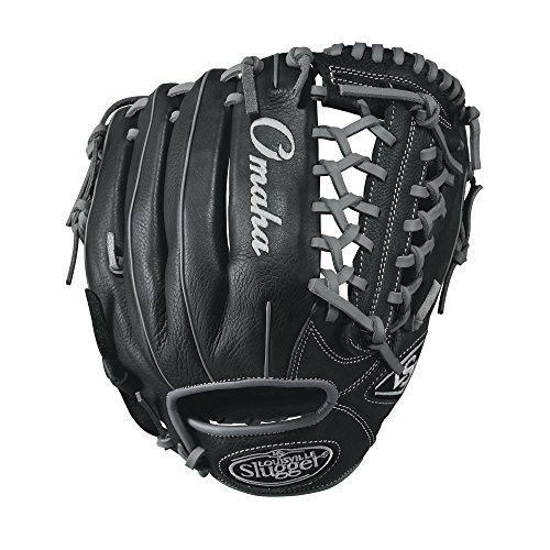Louisville Slugger Omaha Baseball Gloves, Left Hand, 11.75