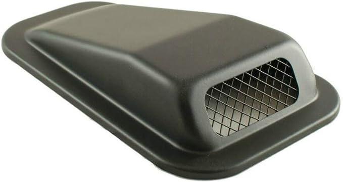 Land Rover Defender Rh Negro Acero Ala Superior Toma De Aire Toma-DA4001