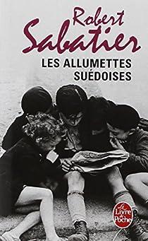 Les allumettes suédoises par Sabatier