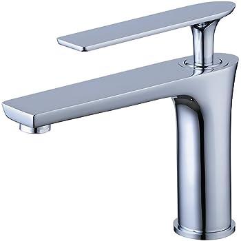 Hiendure Single Control Hole Centerset Bathroom Vanity