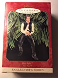 Han Solo Star Wars 3rd in series 1999 Hallmark Keepsake Ornament QXI4007