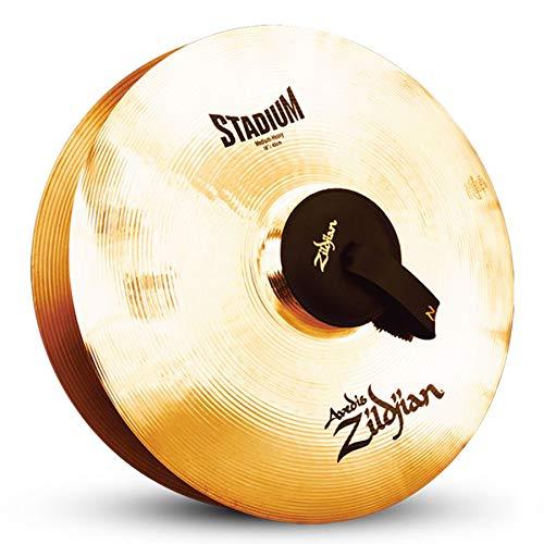 Zildjian A0496 18'' Stadium Series Medium Heavy Single Cymbal with Brilliant Traditional by Avedis Zildjian Company