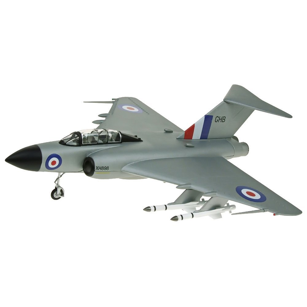 GLOSTER JAVELIN SPECIAL 3 x PILOT'S NOTES OPER.DATA