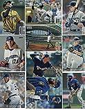 Milwaukee Brewers/Complete 2018 Topps Stadium Club Baseball 11 Card Brewers Team Set. Includes 25 Bonus Brewers Cards!
