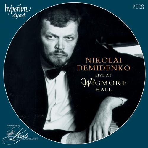 Nikolai Demidenko Live at Wigmore Hall by HYPERION
