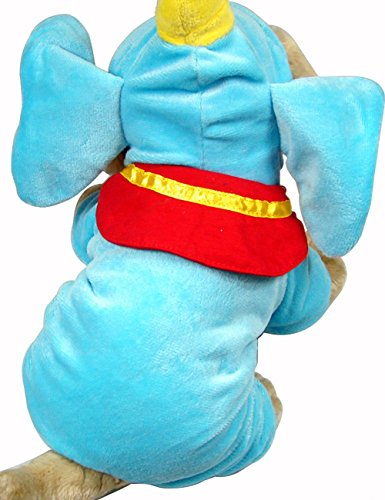 Elephant Halloween Costume for a Small Dog