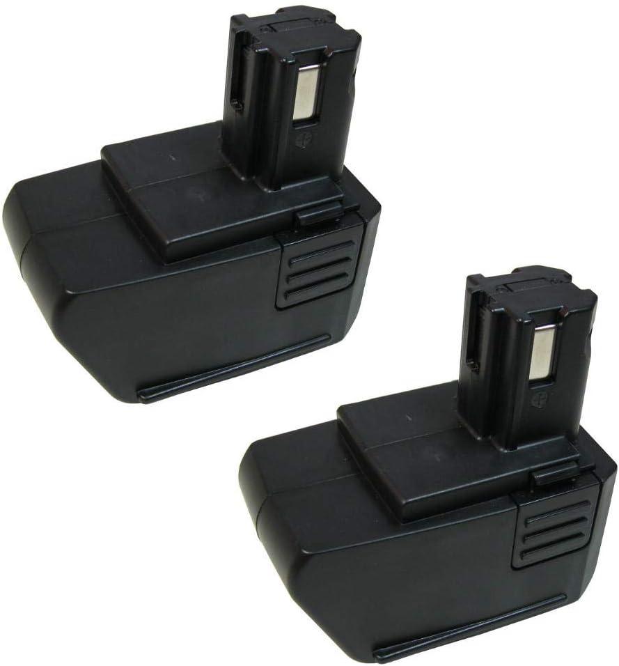 Batterie Battery NEU 2x Akku SBP 10 für HILTI SF100-A BD2000-3300mAh