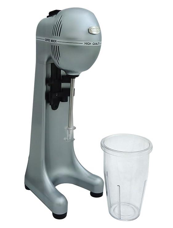Johny Frappe eléctrica - 400 W 2 velocidad comercial bebida mezclador - eléctrica leche Shake eléctrica/plata/AK/2 - 2t-ral-s/fabricado en Grecia: ...