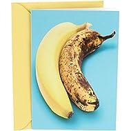 Hallmark Shoebox Funny Birthday Card (Two Bananas) - 0349RZF3027