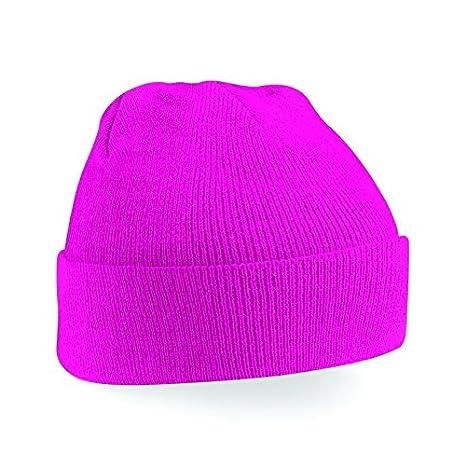 Beechfield Kids Acrylic Knitted Hat